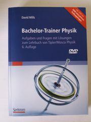 Buch Bachlortrainer Physik