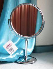 Enderlein Kosmetikspiegel ausziehbar 10-fache Vergrößerung