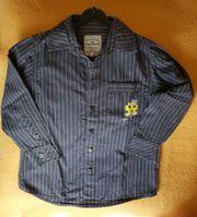 Jungen Hemd Gr 116 122