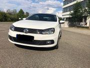 VW EOS TSI Bluemotion