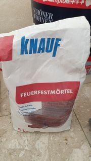 Knauf Feuerfestmörtel