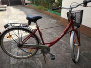 Damen-Fahrrad für Bastler