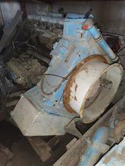 Deutz BE12L513 defekt Teileträger