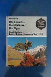 Der Kosmos Wanderführer Die Alpen