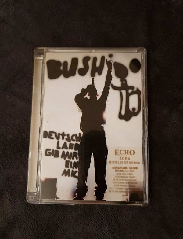 Bushido Konzert DVD