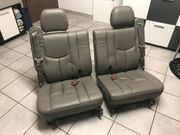Auto Sitze Chevrolet Tahoe Neuwertig