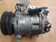 Klimakompressor Mercedes-Benz GLA B Klasse