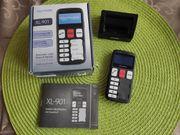 Simvalley XL-901 Seniorenhandy Kinderhandy Notfall-Handy