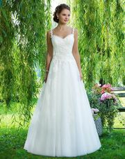 Brautkleid Sweetheart Ivory