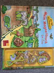 Magnetbuch - im Zoo wie Neu