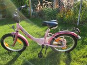 Kinderfahrrad Pinniped 16 Zoll pink