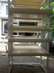Ladenmöbel-für Bettenfachgeschäft stabiler Kopfkissenaufsteller