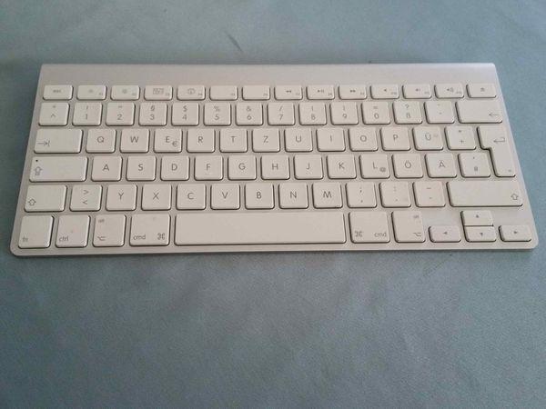 Apple Bluetooth Tastatur A1314