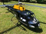 AS350 Scale Helicopter Defence Helicopter