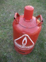 Propan-Gasflasche Butangasflasche Rot 11 kg