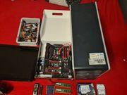Div PC Teile zusammen günstig
