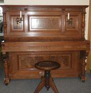 Antikes Piano Klavier HANSEN-Berlin mit