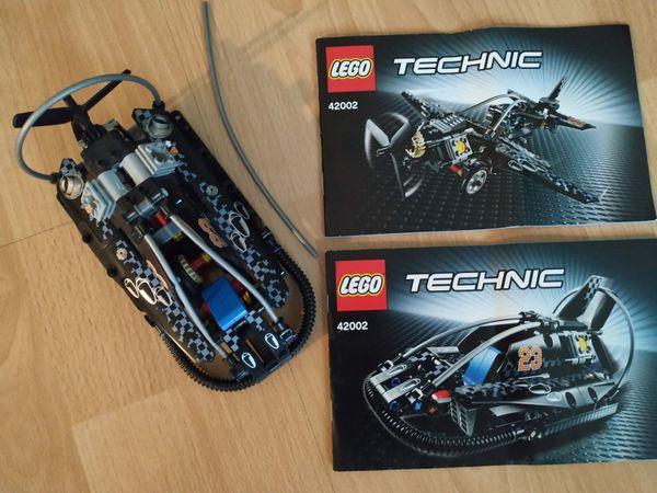 Lego Technic 42002 Luftkissenfahrzeug und