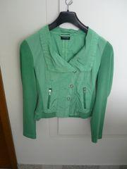 Schöne Damen Jacke Lindgrün