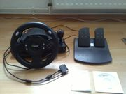 Drifter Racing Wheel mit Pedale