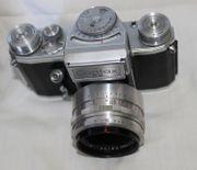 Spiegelreflex Kamera Contax FB mit