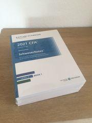 Schweser Notes CFA Level II