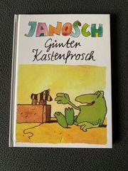 Kinderbuch - Janosch - Günter Kastenfrosch