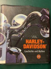 Harley-Davidson Buch Bildband