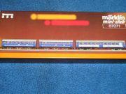Märklin Spur Z 87071 Personenwagen
