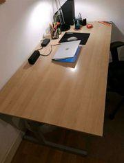 Schreibtisch 160 cm x 80