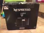 Nespresso U milk Kaffeemaschine