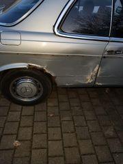 Daimler -Coupe -Automatik-Benzin