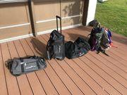 Rucksäcke Sporttasche und Trolley