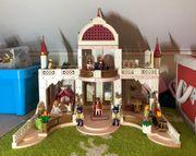 Playmobil Schloss 4250 mit Zubehör -