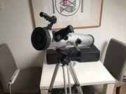 Spiegelteleskop 700 76 mm