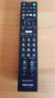 TV-Fernbedienung Sony