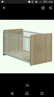 Kinderbett Schrank