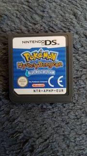 Pokemon Mystery Dungeon Nintendo DS