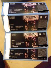 2 x Metallica Tickets Mannheim -