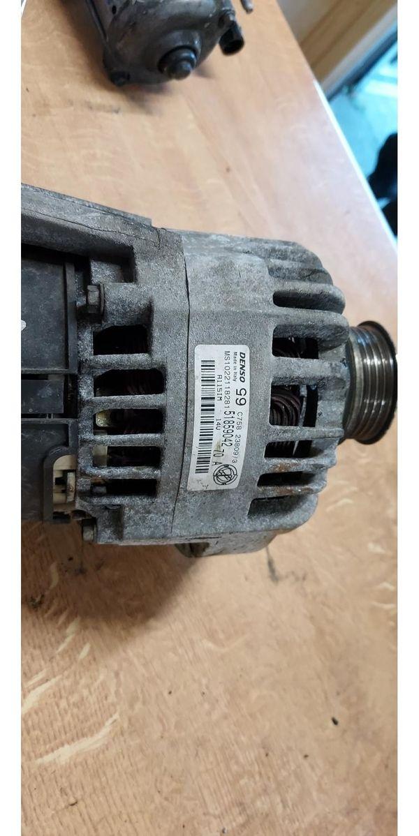 Lichtmaschine Fiat Panda 169 51859042