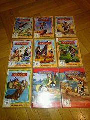 9 Stück Yakari DVDs