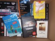 Bücher Taschenbücher Paket Krimis Thriller