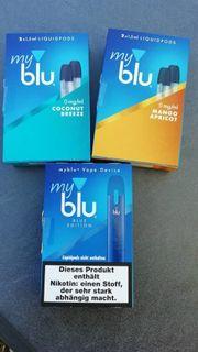 MyBlu E-Zigarette Starterset mit 4