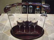 Weinglas Sektglas Cocktailglas- Halter für
