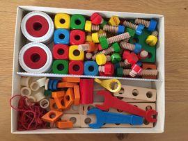 Lorenz Baufix 1125 Konstruktions - Bausatz: Kleinanzeigen aus Fürth Südstadt - Rubrik Holzspielzeug