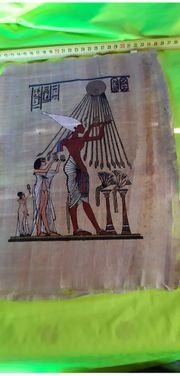 Ägyptische Papyrusbilder