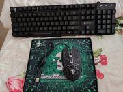 Gaming Tastatur Gaming Maus GamingMouseMat