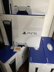 Playstation 5 mit Laufwerk neu