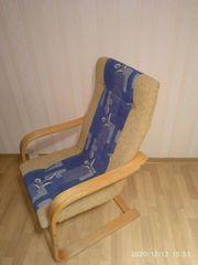 Wipp Sessel - Wippsessel - Freischwingersessel