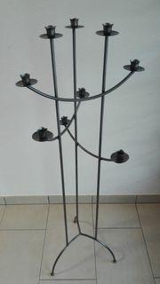Kerzenleuchter Kerzenständer aus Metall 120cm